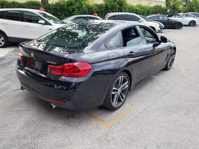 Used BMW 4-SERIES 2018 HOLLYWOOD 440I GRAN COUPE