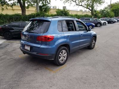 Used VOLKSWAGEN TIGUAN 2017 HOLLYWOOD S