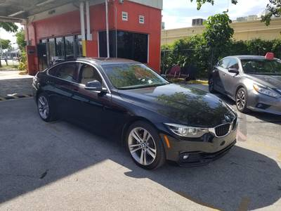 Used BMW 4-SERIES 2019 MIAMI 430I GRAN COUPE SULEV