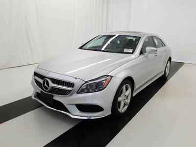 Used MERCEDES-BENZ CLS-CLASS 2016 MIAMI CLS400 4MATIC
