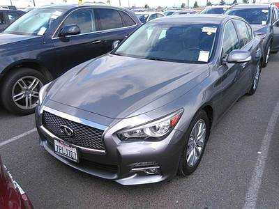 Used INFINITI Q50 2015 WEST PALM Premium