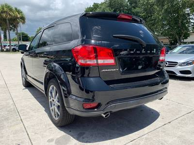 Used DODGE JOURNEY 2018 WEST PALM Gt 3rd Row