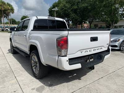 Used TOYOTA TACOMA 2016 WEST PALM LIMITED