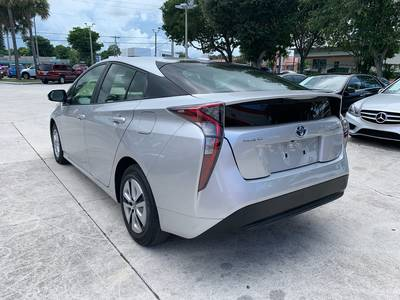 Used TOYOTA PRIUS 2016 WEST PALM Two Eco