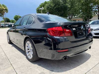 Used BMW 5-SERIES 2015 WEST PALM 535I