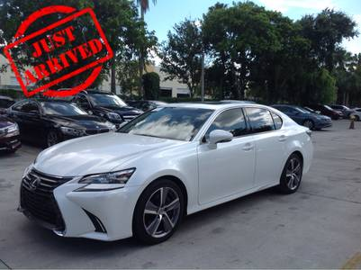 Used LEXUS GS-200T 2016 MARGATE