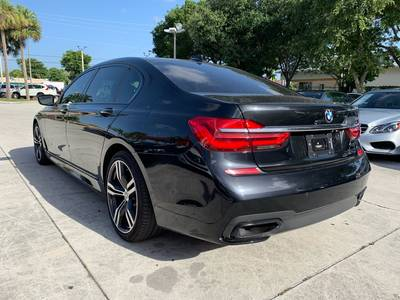Used BMW 7-SERIES 2016 WEST PALM 740i M Sport