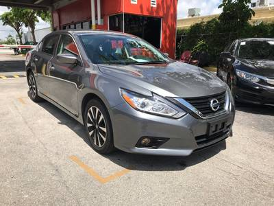 Used NISSAN ALTIMA 2018 MIAMI Sv