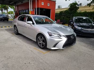 Used LEXUS GS-200T 2016 HOLLYWOOD