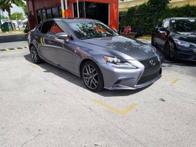 Used LEXUS IS-350 2016 HOLLYWOOD F Sport