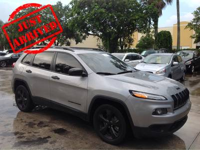 Used JEEP CHEROKEE 2017 MARGATE SPORT