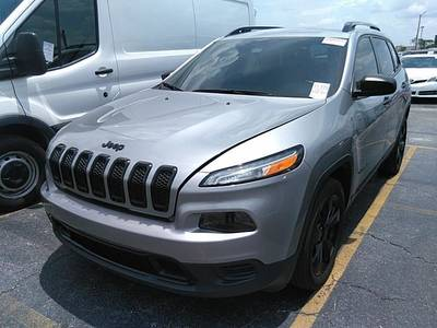 Used JEEP CHEROKEE 2017 MIAMI SPORT