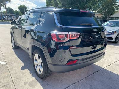 Used JEEP COMPASS 2019 WEST PALM SPORT