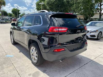 Used JEEP CHEROKEE 2016 WEST PALM LATITUDE