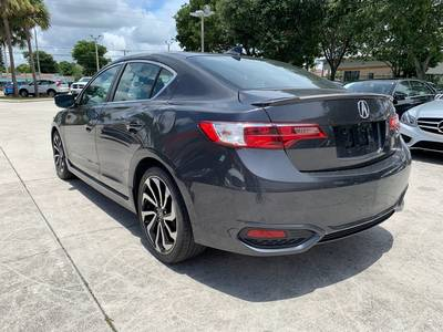 Used ACURA ILX 2016 WEST PALM PREMIUM AND A-SPEC PACKAG