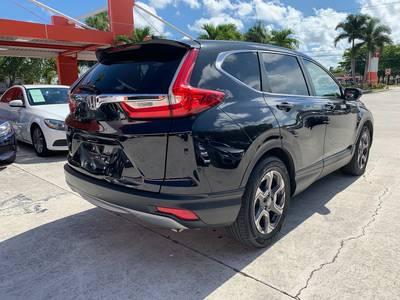 Used HONDA CR-V 2017 WEST PALM EX