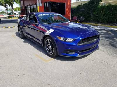 Used FORD MUSTANG 2016 HOLLYWOOD ECOBOOST