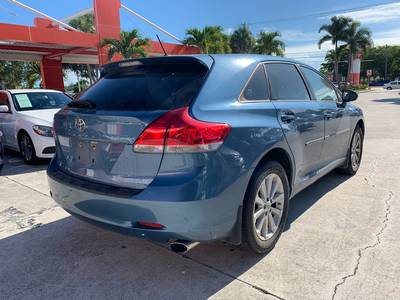 Used TOYOTA VENZA 2009 WEST PALM