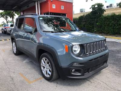 Used JEEP RENEGADE 2018 MIAMI LATITUDE