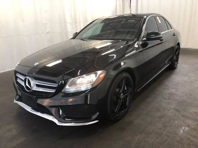 Used MERCEDES-BENZ C-CLASS 2017 WEST PALM C300