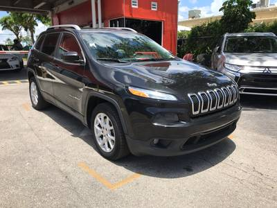 Used JEEP CHEROKEE 2016 MIAMI LATITUDE