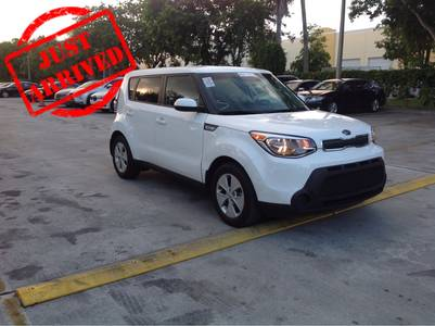 Used KIA SOUL 2016 MARGATE