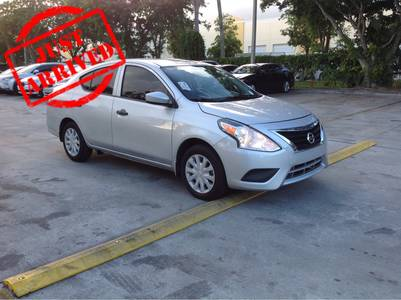 Used NISSAN VERSA 2018 MARGATE S Plus
