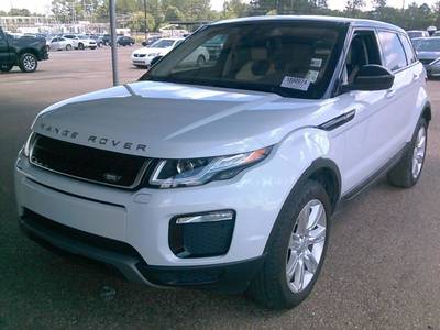 Used LAND-ROVER RANGE-ROVER-EVOQUE 2016 MIAMI SE