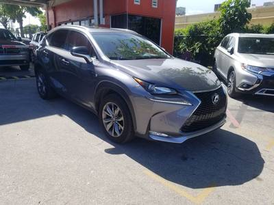 Used LEXUS NX-200T 2016 HOLLYWOOD F Sport
