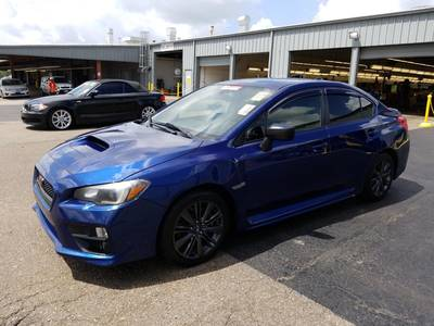 Used SUBARU WRX 2015 MIAMI