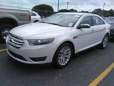 Used FORD TAURUS 2019 MIAMI LIMITED