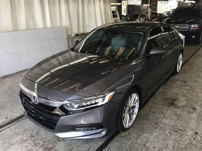 Used HONDA ACCORD 2018 WEST-PALM EX-L