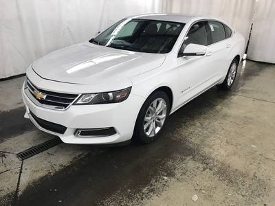Used CHEVROLET IMPALA 2017 WEST-PALM LT (1LT)