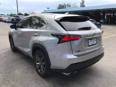 Used LEXUS NX-200T 2017 HOLLYWOOD F Sport