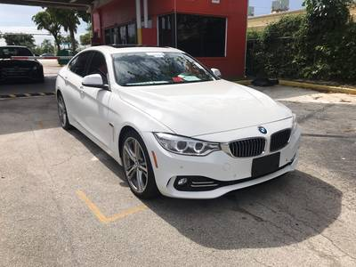 Used BMW 4-Series 2017 HOLLYWOOD 430I GRAN COUPE SULEV