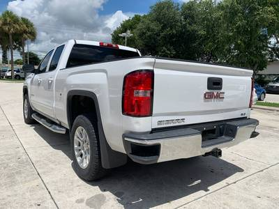 Used GMC SIERRA 2016 WEST PALM Sle Z71 4x4