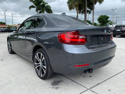Used BMW 2-SERIES 2017 WEST PALM 230i Sport