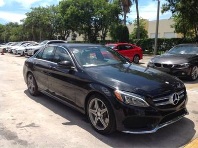 Used MERCEDES-BENZ C-CLASS 2016 MARGATE C300 SPORT PACKAGE