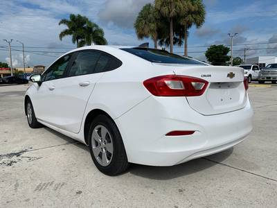 Used CHEVROLET CRUZE 2017 WEST PALM LS