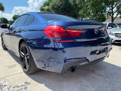Used BMW 6-Series 2016 WEST PALM 640I M SPORT