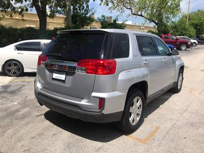 Used GMC TERRAIN 2016 MIAMI SLE1