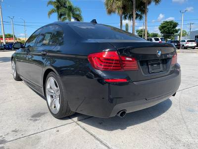 Used BMW 5-Series 2016 WEST PALM 535I M SPORT
