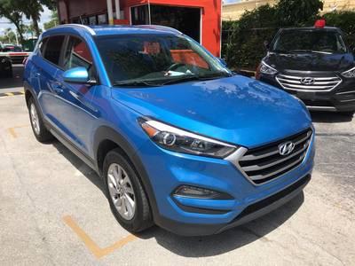 Used Hyundai Tucson 2017 MIAMI SE