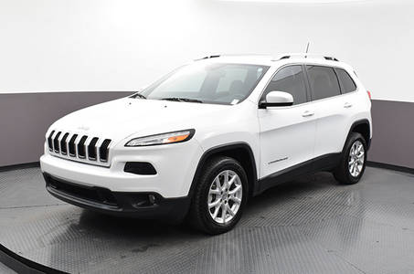 Used Jeep Cherokee 2017 MIAMI LATITUDE