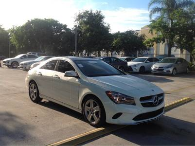 Used Mercedes-Benz CLA 2018 MARGATE CLA 250