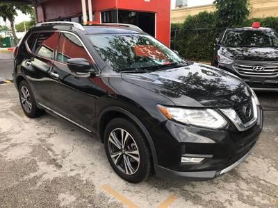 Used Nissan Rogue 2018 MIAMI SL