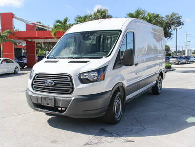 Used Ford Transit-Van 2018 WEST PALM 148 MEDIUM ROOF
