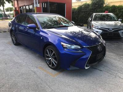 Used Lexus GS-350 2016 HOLLYWOOD F SPORT