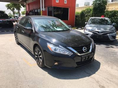 Used Nissan Altima 2018 MIAMI 2.5 SV