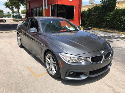 Used BMW 4-Series 2016 MIAMI 435I
